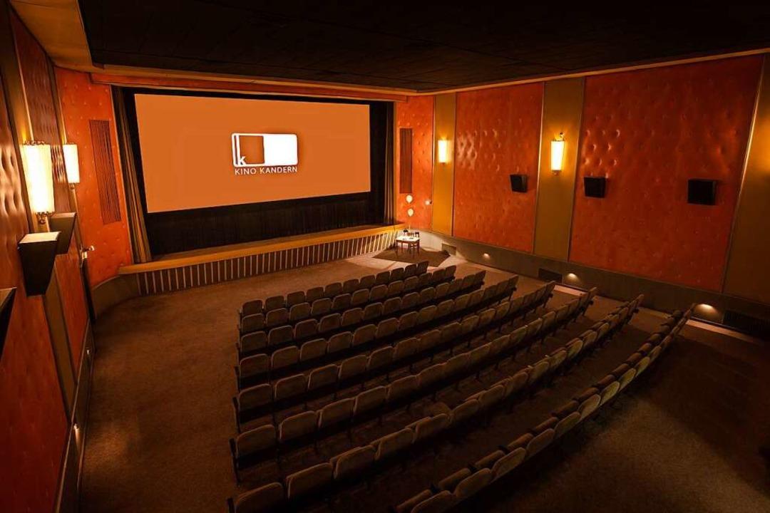 Derzeit werden im Kino keine Filme gez...en im Foyer eingerichtet (Symbolbild).  | Foto: Jochen Pach /Kino Kandern