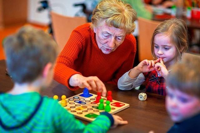 Ein Leuchtturm für ältere Menschen