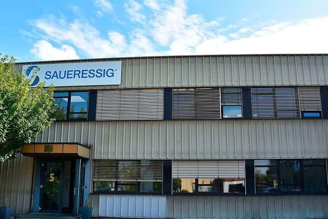 Saueressig-Gruppe konzentriert Geschäftsfelder – Auswirkungen auf Wetzel in Grenzach-Wyhlen