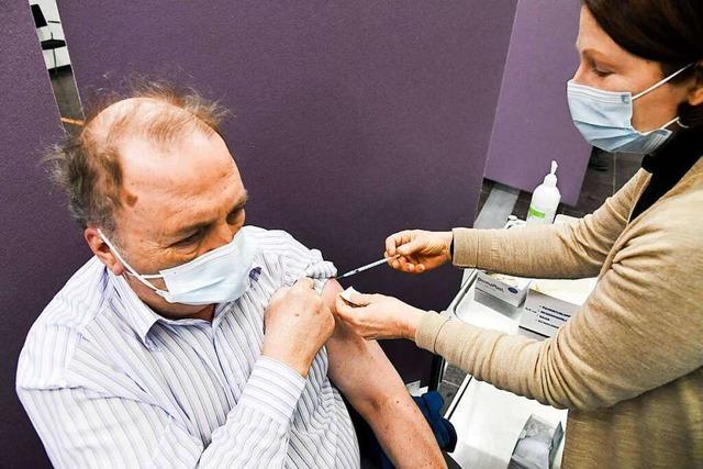 Die Impfung mit dem Vakzin von Astrazeneca im Kreis Lörrach hat wieder begonnen