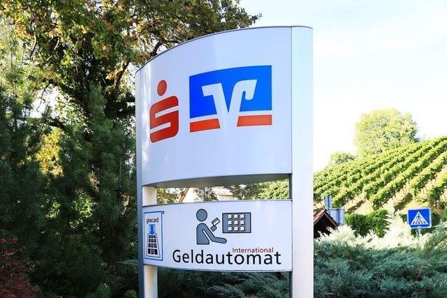 Sparkassenfiliale zieht in Ettenheim um