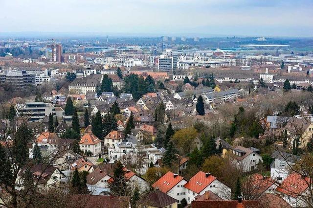 Wächst Freiburg auf eine Viertelmillion Einwohner?