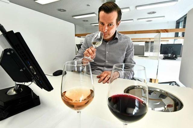 Was passiert bei einer Qualitätsweinprüfung?