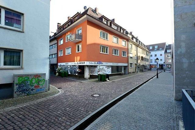 11.000 Euro Strafe für Schweizer Firma, die Haus in der Freiburg Innenstadt leerstehen ließ