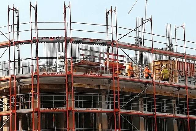 Der Neubau des Lörracher Landratsamts wird noch teurer