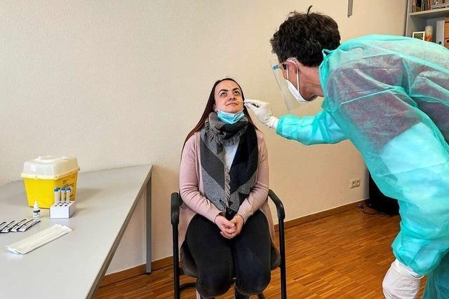 Gemeinde Kippenheim unterbreitet umfassendes Testangebot für Schüler und Bürger