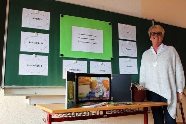 Weniger Mobbing und Gewalt an der Abt-Steyrer-Grundschule in St. Peter