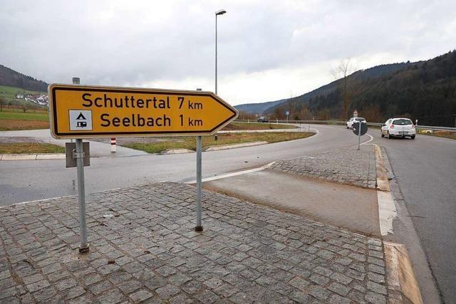 Schuttertäler Firmen fürchten weite Umwege bei der geplanten Baustelle in Seelbach
