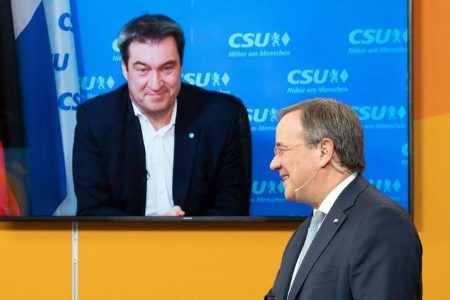 Die Union ist dabei, mehr als nur ihre Chancen bei der Bundestagswahl zu verspielen