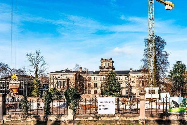 Straßburg baut das Planetarium neu für den Blick ins Universum
