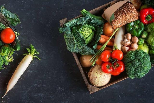 Die Lieferung von Obst- und Gemüsekisten boomt in der Pandemie
