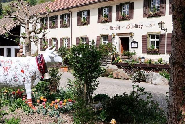 Restaurant Spielweg wird für nachhaltige Gastronomie ausgezeichnet