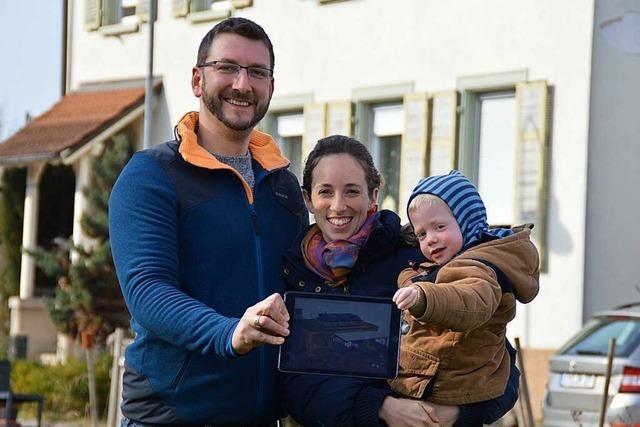 Denzlinger Familie sucht Bauplatz – mit 60 Quadratmetern