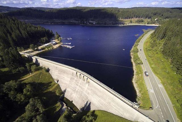 Schluchsee-Staumauer muss saniert werden