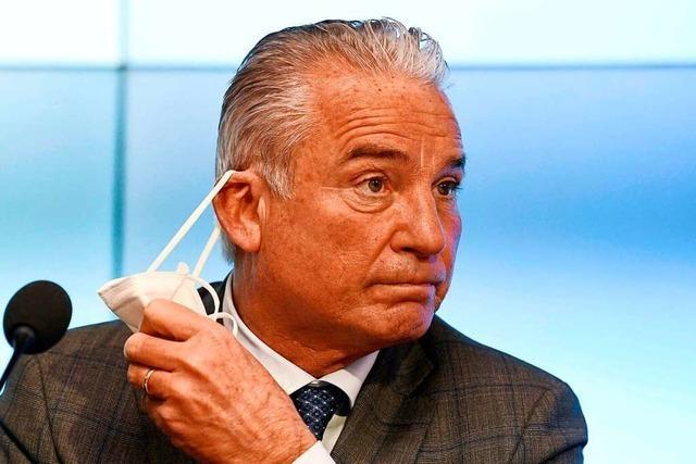 FDP hält Strobl fehlenden Einsatz in Maskenaffäre vor - CDU kontert