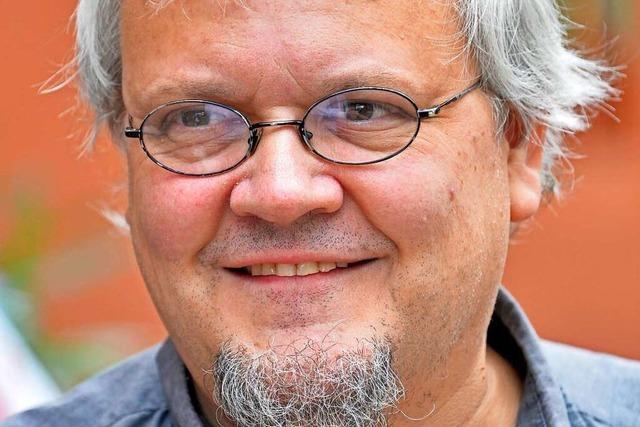 Tobias Pflüger tritt wieder für die Linke im Wahlkreis Freiburg an