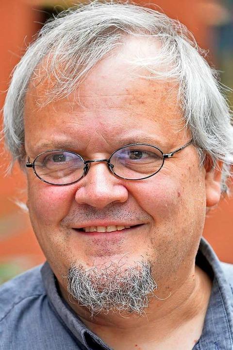 Tobias Pfüger  | Foto: Michael Bamberger