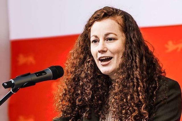 Für die SPD will diesmal Julia Söhne in den Bundestag