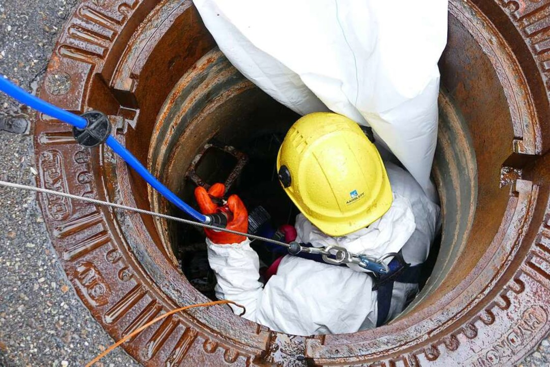 St. Märgen muss seine Abwasserkanäle in den kommenden Jahren sanieren.  | Foto: Tanja Bury