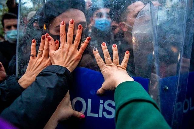Türkei tritt aus Pakt zum Schutz von Frauen aus