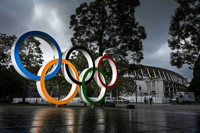 Olympia soll stattfinden, um jeden Preis