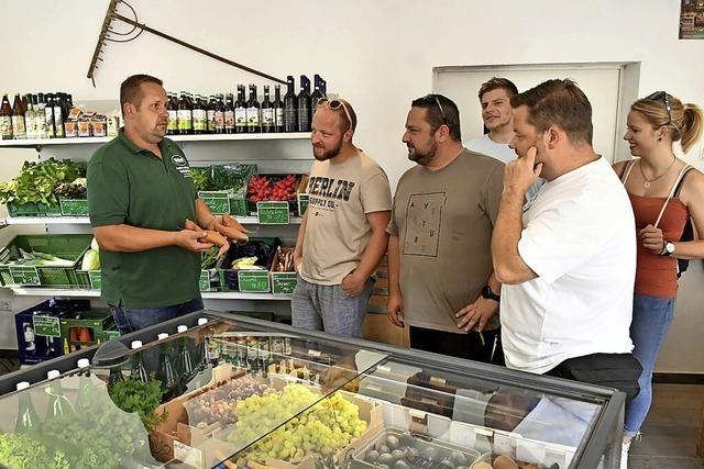 Immer mehr Kunden kaufen in Schwanau und in Neuried direkt beim Bauern ein