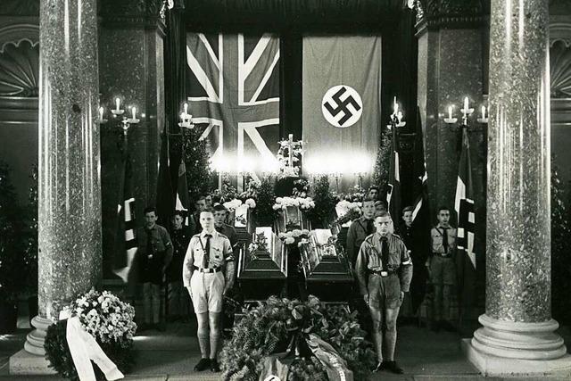 Ein Unglück 1936 am Schauinsland geriet in die Mühlen internationaler Politik