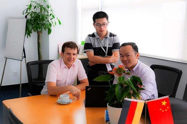Homeoffice zwischen Elzach und Shanghai