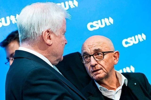 Sauter tritt aus CSU-Landtagsfraktion aus und kommt Rauswurf zuvor