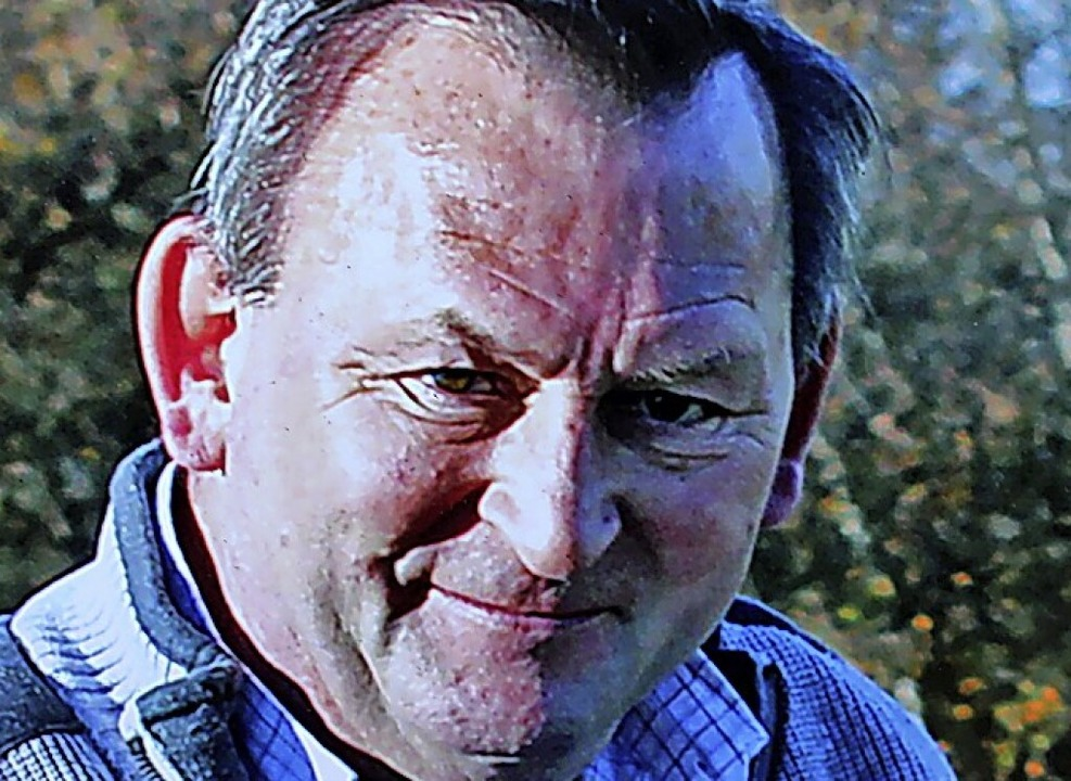Kaufmann Gerhard Morath  | Foto: Hansjörg Bader