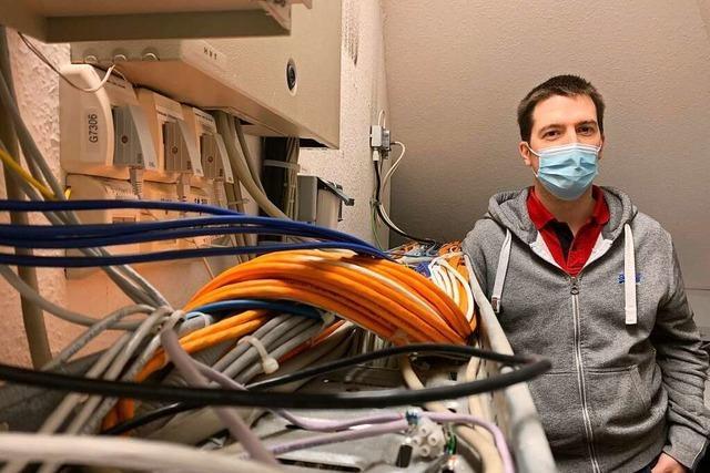 Heitersheimer Rathaus braucht eine komplett neue Serveranlage