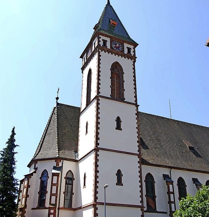 Die katholische Kirche St Josef in Hausen    Foto: Edgar Steinfelder