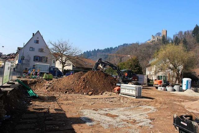 Städtischer Eigenbetrieb baut in Waldkirch zwei Wohngebäude