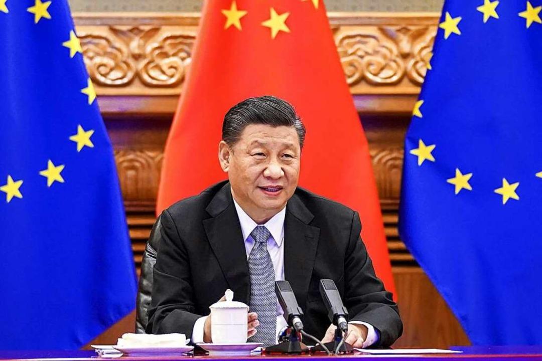 Nach Sanktionen gegen China - Einreiseverbote gegen Europaparlamentarier
