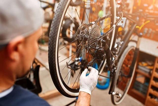 Ist Ihr Fahrrad frühlingsfit? Machen Sie den Check