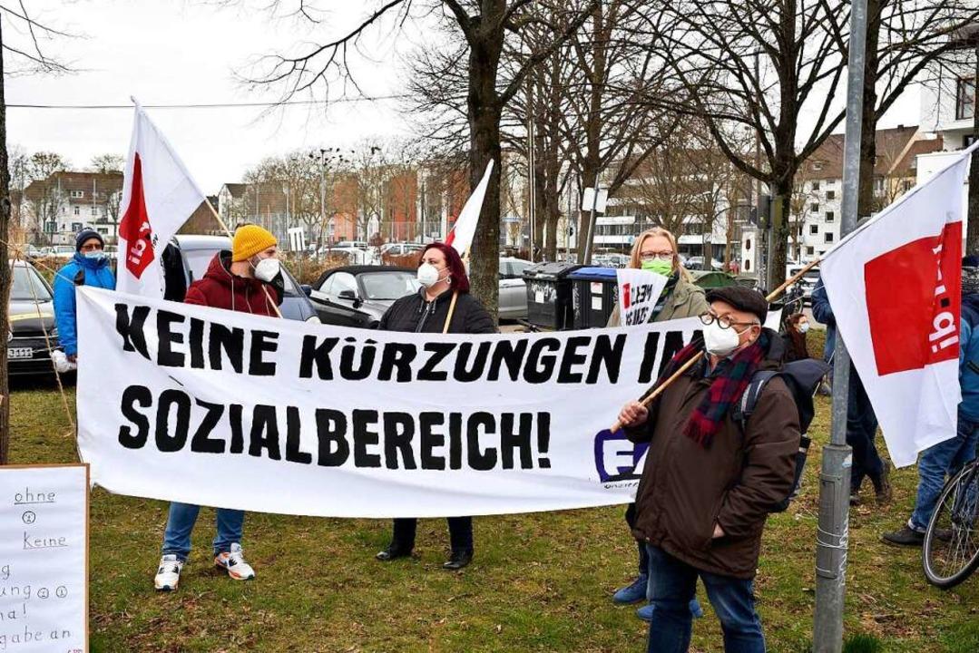 Vor Beginn der Etatberatung im Bürgerh... Tarifsteigerungen zu berücksichtigen.  | Foto: Thomas Kunz