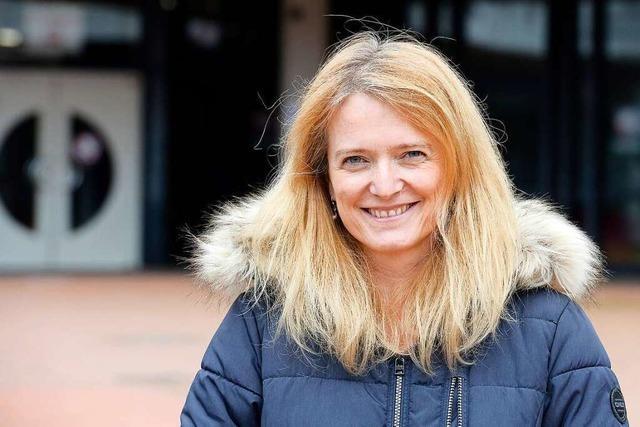 Birgit Doraiswamy ist über Umwege Schulleiterin in Freiburg geworden