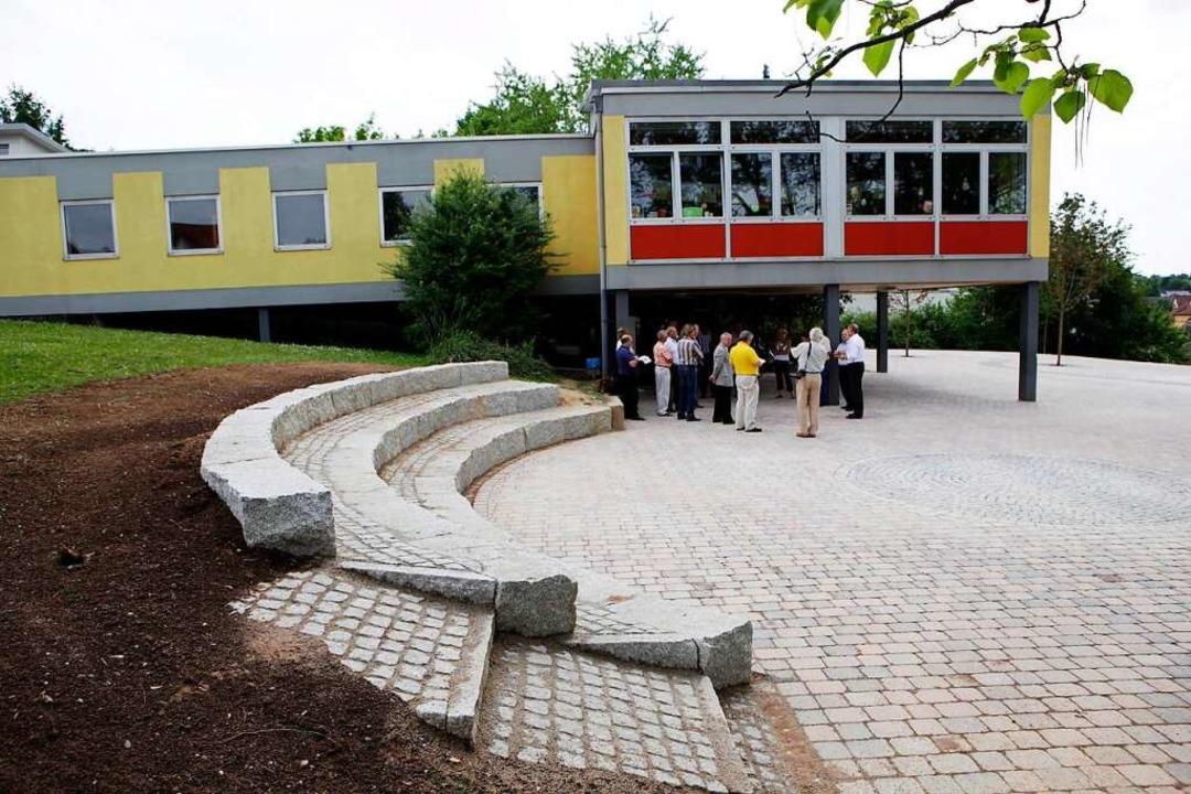 An der Grundschule Heiligenzell könnte es eng werden...  | Foto: Christoph Breithaupt
