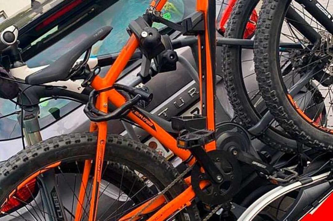 Dieses E-Bike wurde aus einem Abstellkäfig am Hauptbahnhof gestohlen.  | Foto: Privat