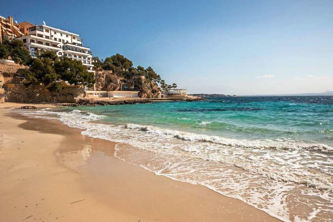 Angesichts vieler auf Mallorca urlaube...ge auf der Insel dauernd zu beobachten  | Foto: John-Patrick Morarescu (dpa)