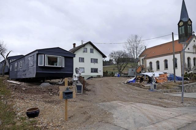 Debatte um Bauprojekt in Wellendingen
