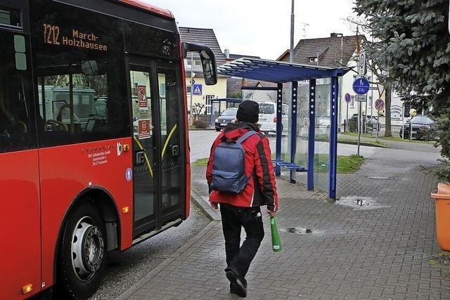 Auch Buchheimer fordern weiter Busse nach Freiburg