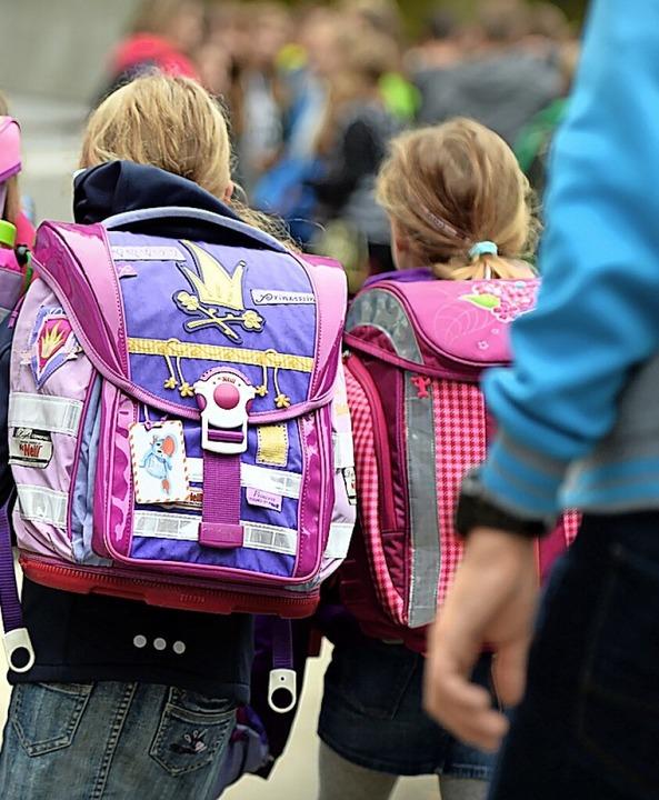 Eltern von Schülern müssen weniger bezahlen.    Foto: Felix Kästle
