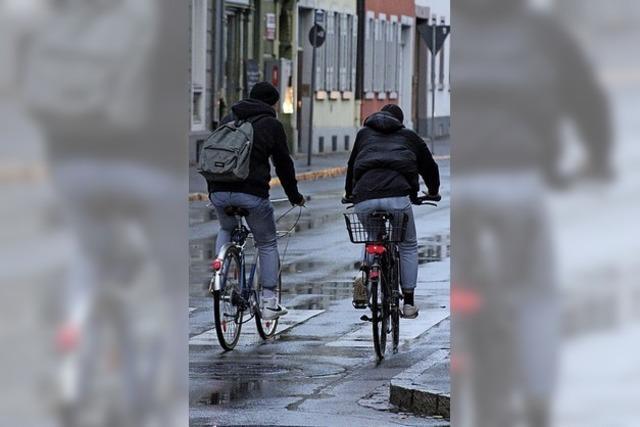 Baustein für Radverkehr in Innenstadt