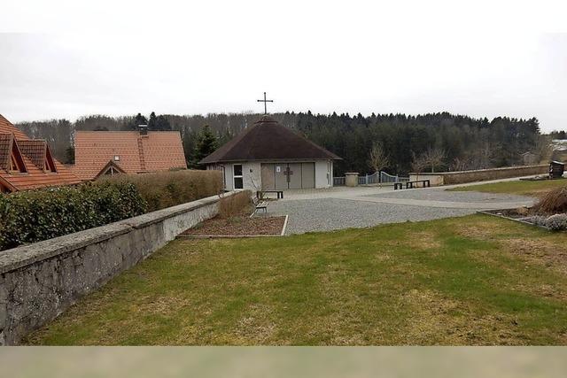 Weitere Ideen für Friedhof eingeplant