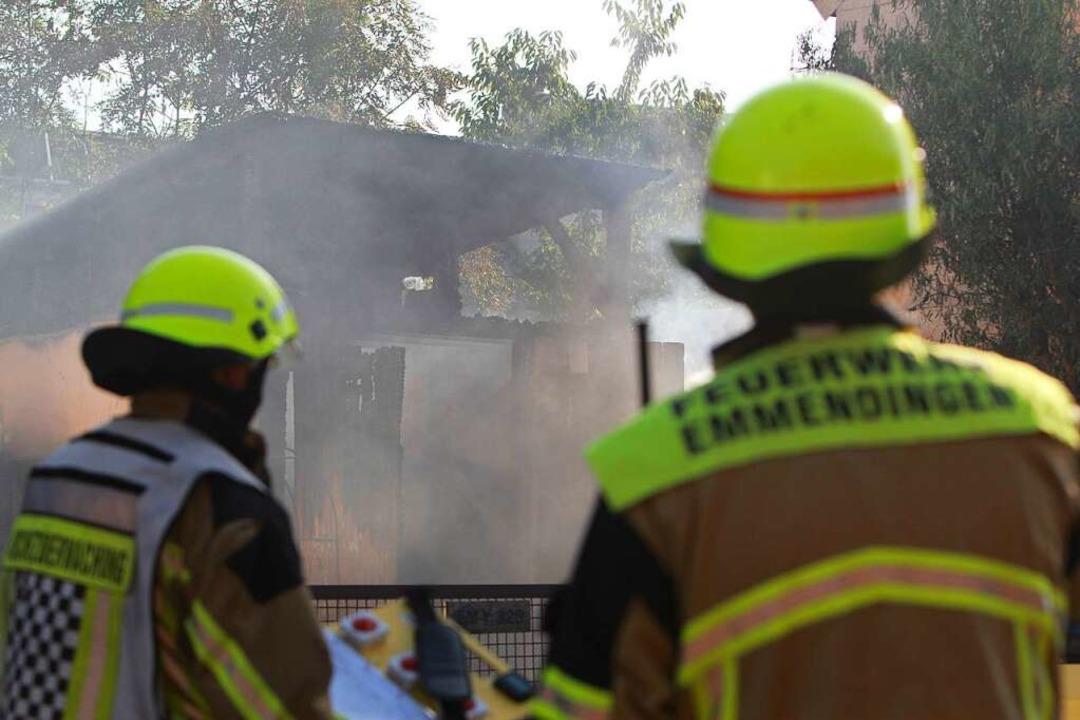 Nicht nur Brände werden von den Feuerw...ngen alle zwei bis drei Tage gerettet.  | Foto: Patrik Müller