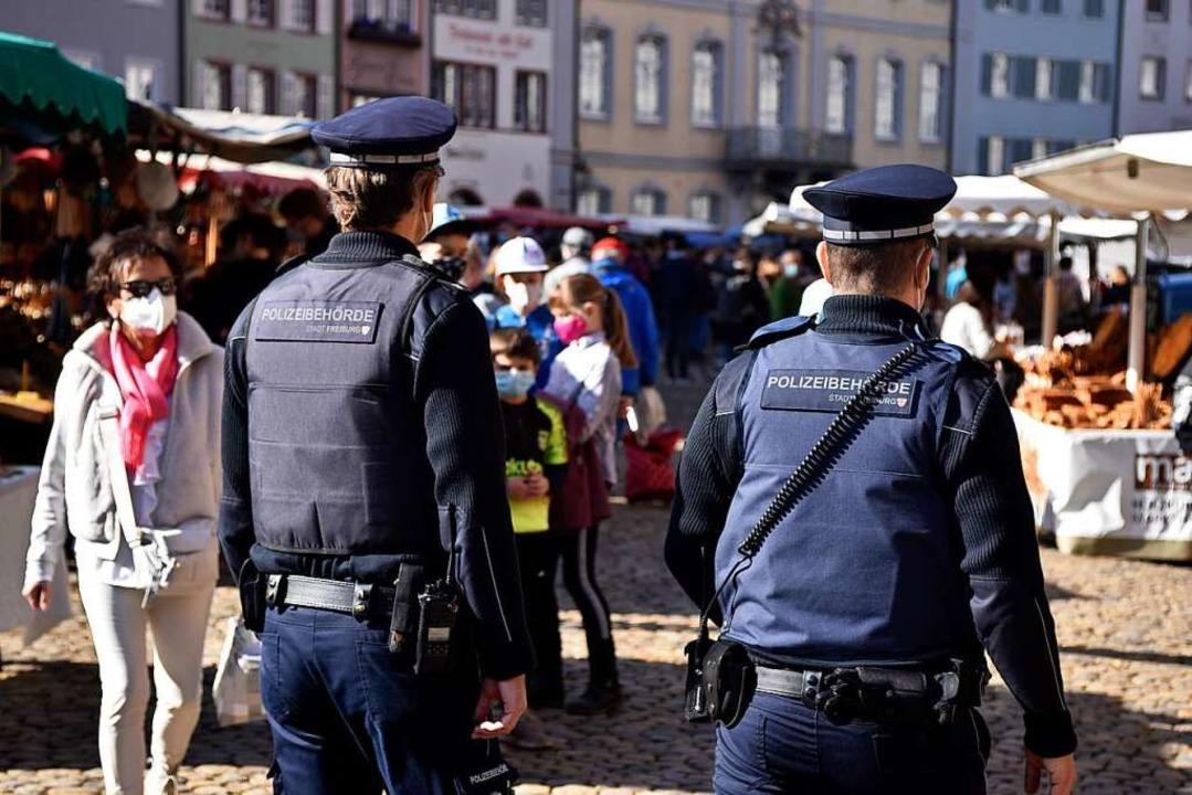 Der Vollzugsdienst soll verkleinert werden.  | Foto: Thomas Kunz