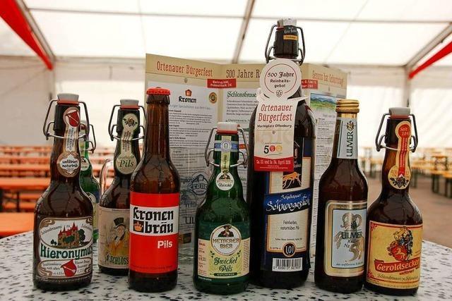 Bierabsatz der Ortenauer Brauereien ist massiv eingebrochen