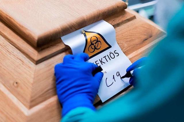 Mehr als 75.000 Corona-Tote in Deutschland seit Pandemiebeginn