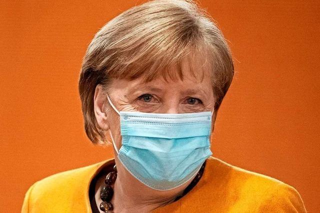 Kanzlerin Merkel nimmt Osterruhe zurück: